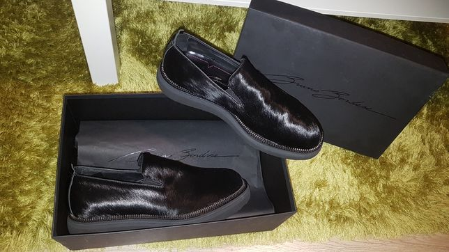 Pantofi piele naturala Bruno Bordese 41