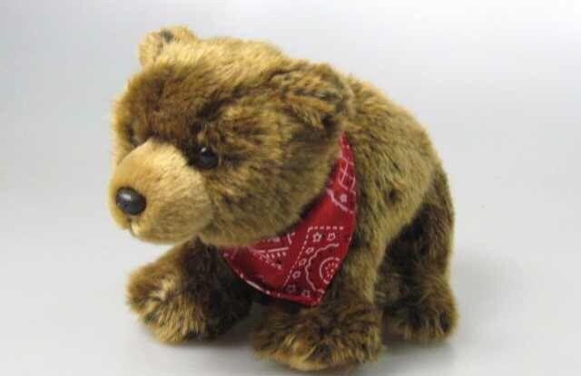 Ursulet brun de plus