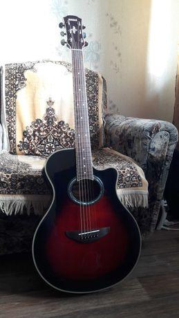Электроакустическая гитара Yamaha APX 700DSR