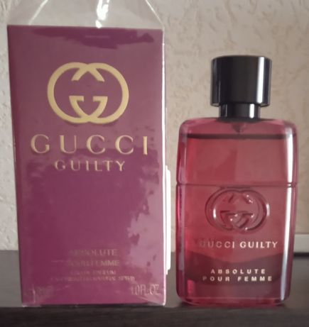 Парфюмерная вода Gucci Guilty Absolute