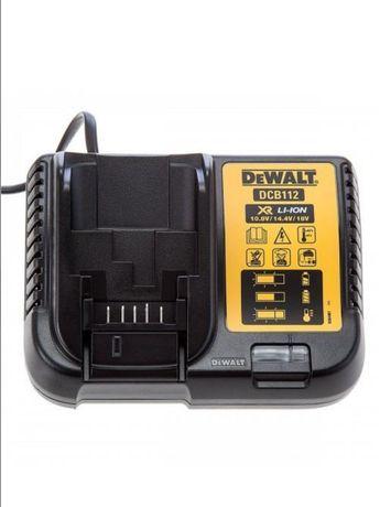 DeWALT DCB112 10.8-18V Зарядно устройство