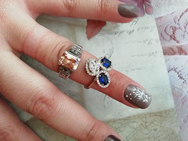 Vând inel argint masiv cu piatra