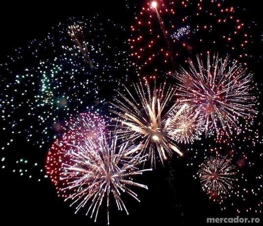 Focuri de artificii!