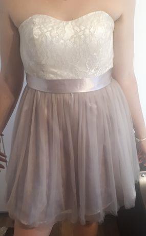 Rochie elegantă, cu tull