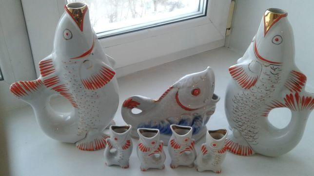 Рыбки СССР для коллекции