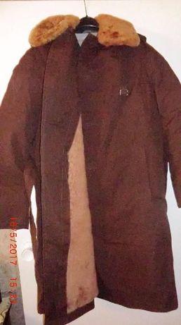 Мужской плащ-пальто