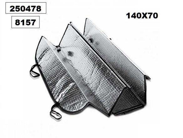 Плътен сенник за бус (140см х 70см)- 8157