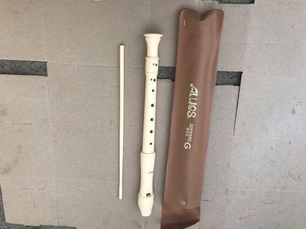 Flaut Aulos Soprano 802 Impecabil
