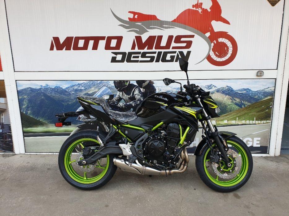 MotoMus vinde motocicleta Noua Kawasaki Z650 ABS my2021 Gherla - imagine 1