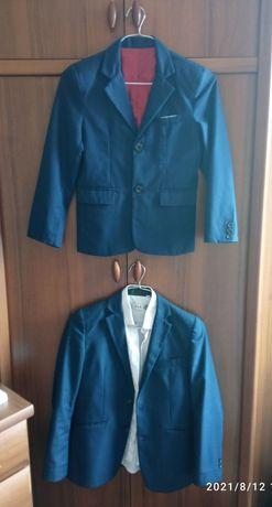 2 школьных пиджака + 3 брюк, рубашка, жилет 1-4 классы 500 тенге
