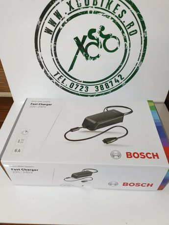 Incarcator Bosch 6A Fast charger alimentator bicicleta electrica