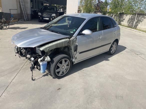 Seat Ibiza 6L 1.9 TDI 131k.c НА ЧАСТИ