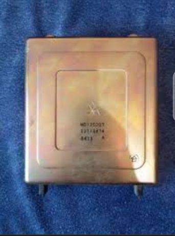 ЭБУ процессор на Мицубиси галант