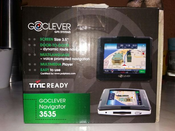 Gps goClever 3535