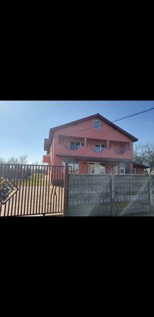 Casa P+E,  sat Dragsina, 17 km de Timisoara, construcție 2008