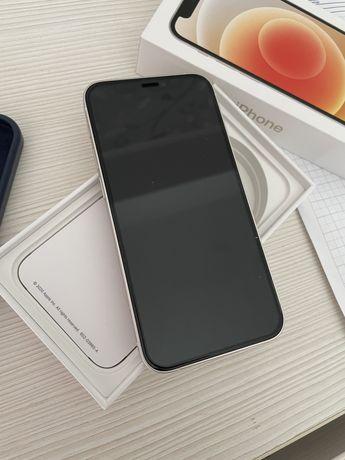 Iphone 12 mini alb fullbox ca nou