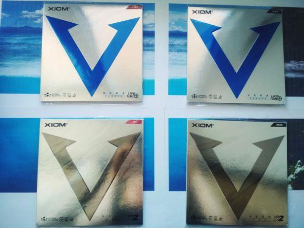 Накладка для ракетки XIOM Vega Pro. Настольный теннис