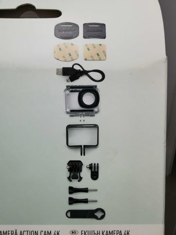Action camera 4K sigilată SILVER CREST