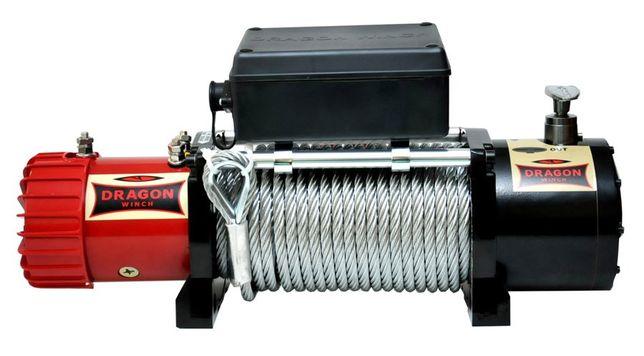 Troliu electric DRAGON WINCH 13000lbs(5897 kg) 12 V