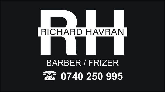 Ofer servicii de frizer bărbier