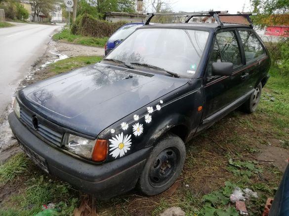 VW Polo на части