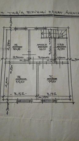 Продам участок восточный ближе город есть фундамент 3/9  10 соток сроч