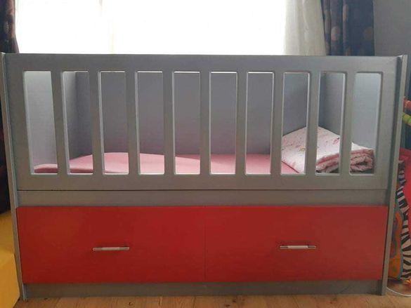 Кошарка за бебе и малко дете