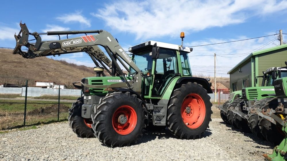 Fendt 310 Caianu - imagine 1
