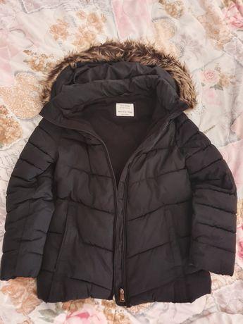 Zara топло зимно яке