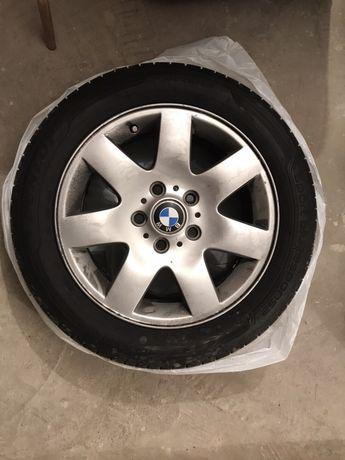 "cauciucuri Dunlop205/55/r16 +++ jante 16"" originale bmw"