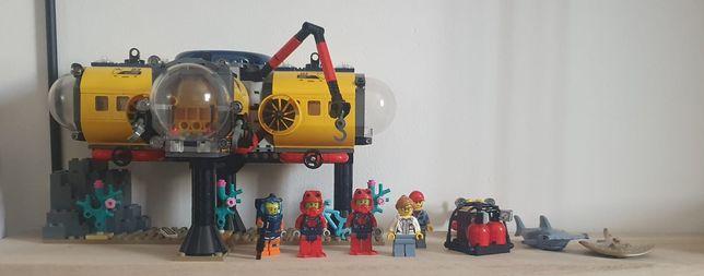 LEGO City - Baza de explorare a oceanului 60265, 497 piese