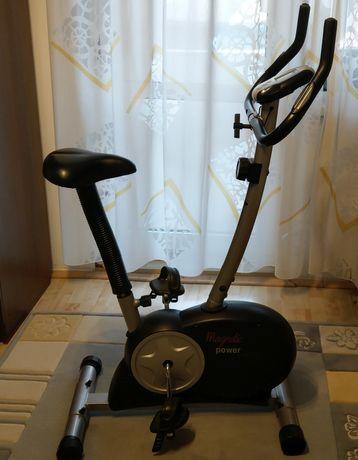 Bicicletă magnetică