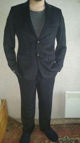 Мъжки костюм Денил