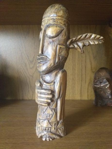 Statuetă/ sculptură lemn