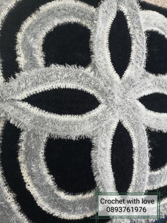 Ръчно плетени килими, пътеки