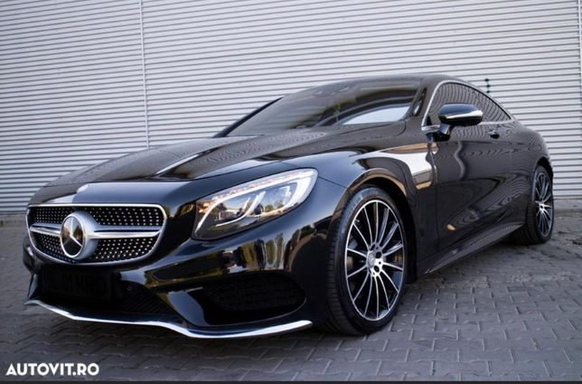 Vand mercedes s coupe