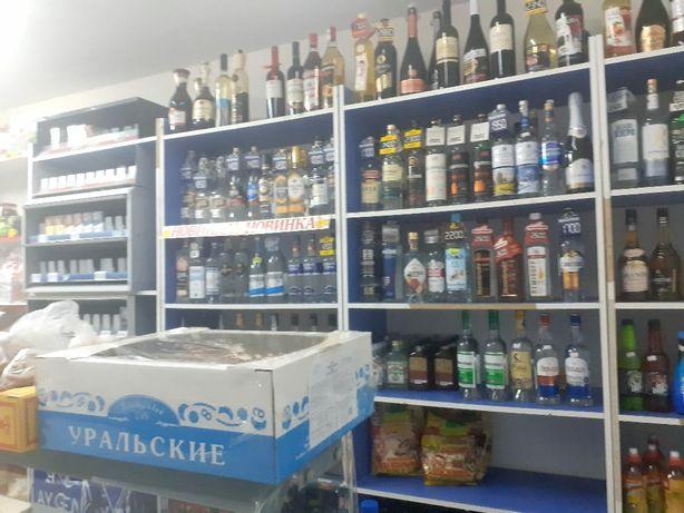 Сдам действующий магазин в 6мкр