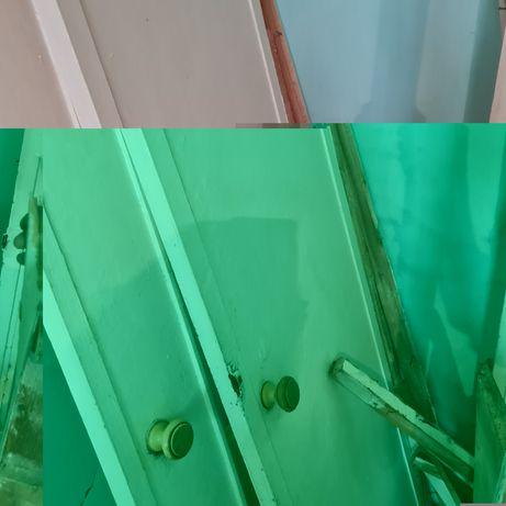 Двери межкомнатные, окна советского союза