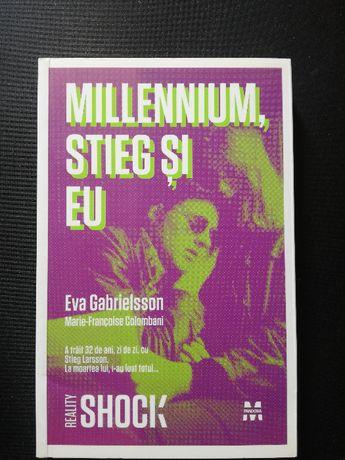 Millennium, Stieg si eu - Eva Gabrielsson, Marie-Françoise Colombani
