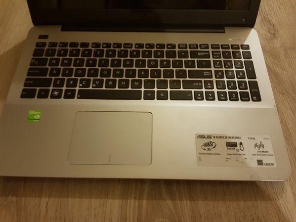Лаптоп Asus model F555L за части