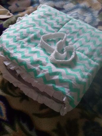 Конверт одеялце новое