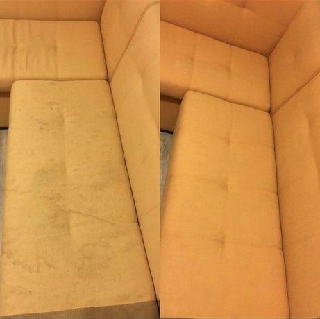Химчистка мягкой мебели, диванов, ковров, стульев