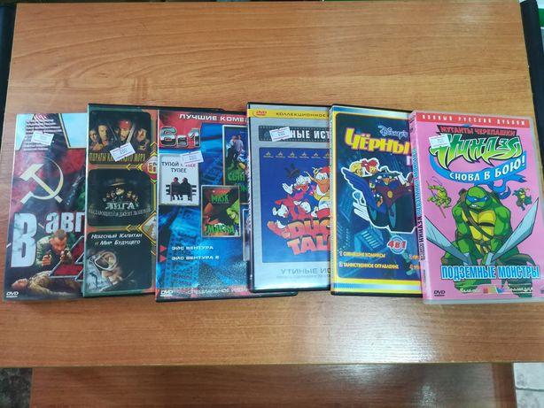 Продам видео диски в хорошем состоянии