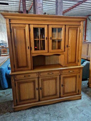 Уникален шкаф витрина внос от Европа