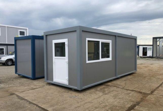 Vand containere modulare standarde tip birou , magazin , paza , dormit