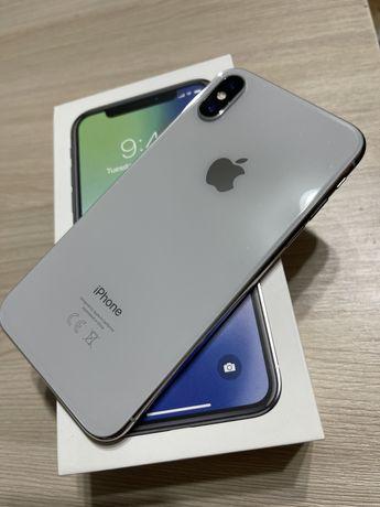 Iphone X 64 Gb в идеальном состоянии
