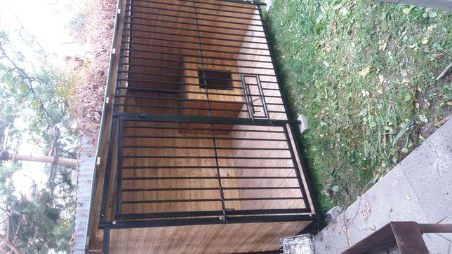вольер для собак. 3×2м. будка в подарок утеплённый