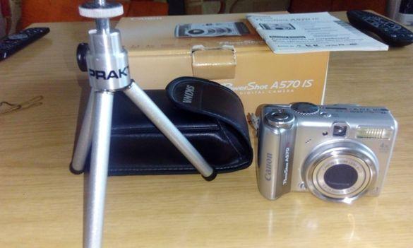 Дигитален фотоапарат CANON Power Shot A570 IS