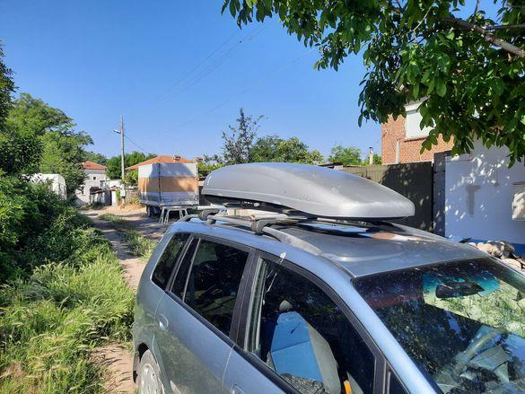 Багажник тип куфар Peugeot