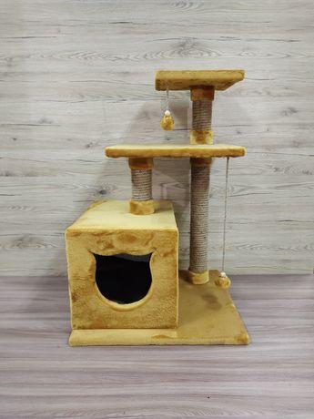Домик для кота ,когтеточка ,комплекс для кошек